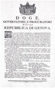 Decreto d'Indulto Genovese