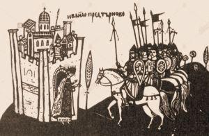 Lanceri all'assedio