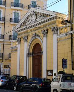 Chiesa e scuole Valdesi in Via Roma