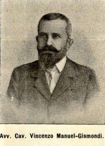 Vincenzo Manuel Gismondi
