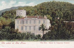 Villa Zirio  nel verde