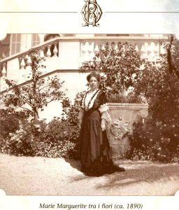 Marie Marguerite nel 1890