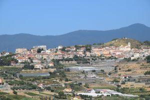 Panorama of Poggio today
