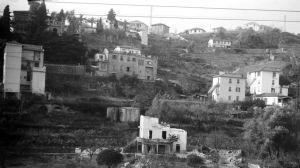 La Villa prima della demolizione