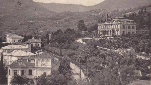 La Villa e il Parco che la corcondava