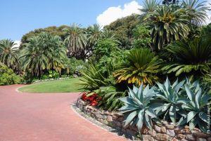 Un angol deI Giardini
