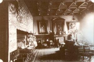 Soffitto a cassettoni 1890