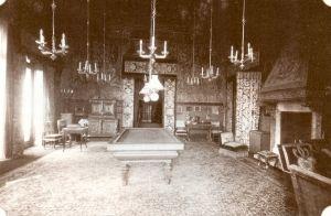 Sala del Bigliardo 1910