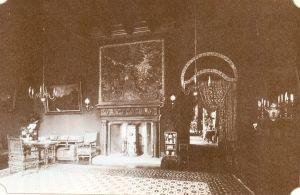 La sala nel 1910