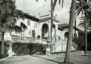 La Villa lato ponente